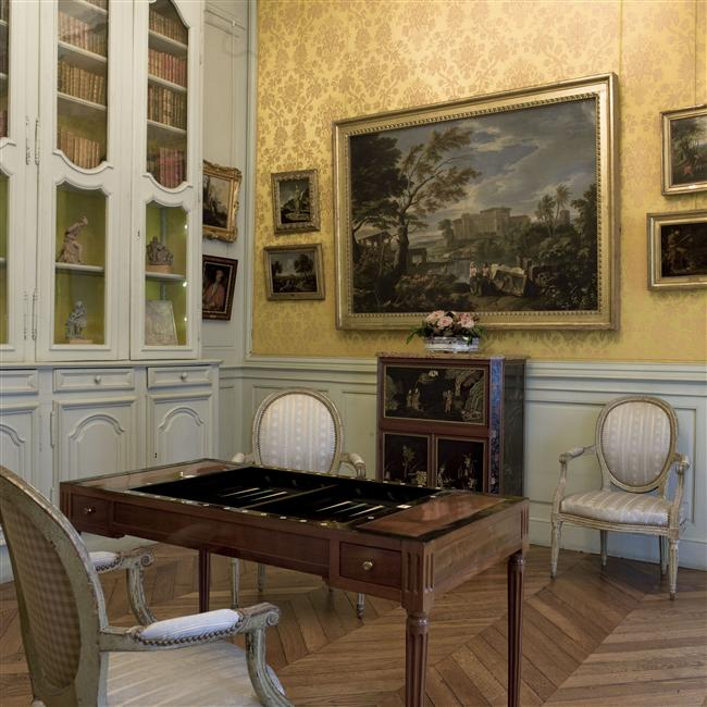 La Bibliothèque - Musée Magnin