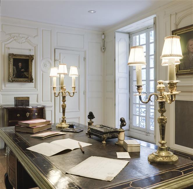 Le bureau - Musée Magnin
