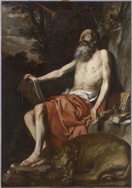 St Jérôme - Anonyme nordique