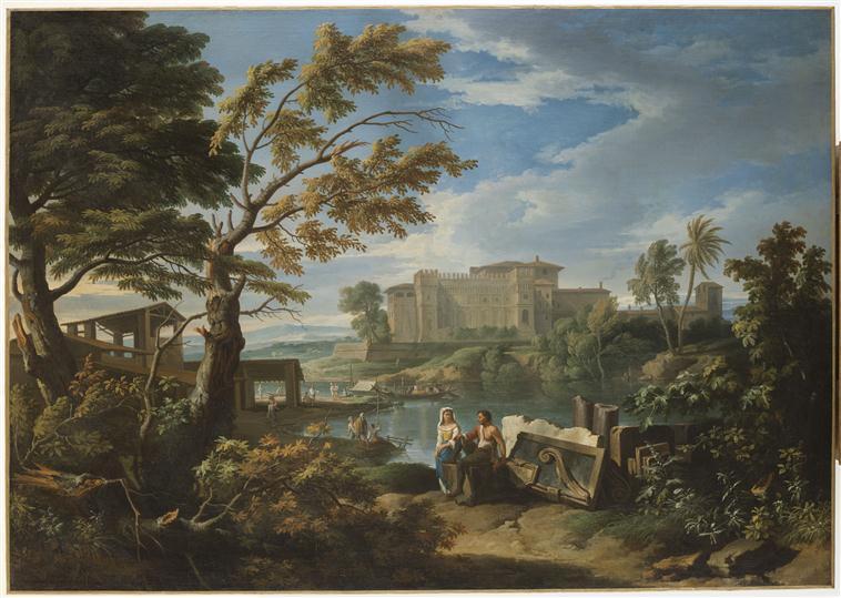Peinture Musée Magnin
